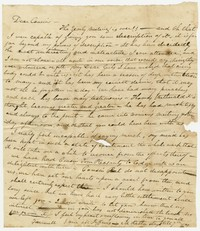 To Sarah Brooke Farquhar with Mary M. Brooke -- From [Margaret Hopkins Jolliffe]