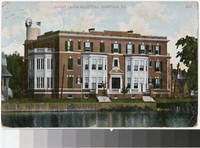 Sarah Leigh Hospital, Norfolk, Virginia, 1907-1913