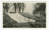 WPA Project 21 Photo 15, Federal Hill Park, Baltimore, Maryland, January 14, 1936