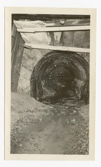 Storm water drain, Baltimore, MD, May 28, 1936