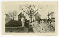 Alteration & addition to schools- ground improvement, Denton, MD, December 10, 1936