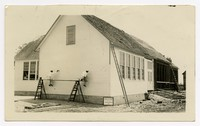 Alterations and additions to schools, Ridgely, Maryland, July 27, 1936