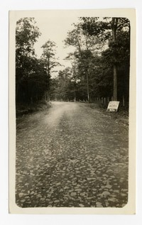 Improvement of Hoyes Run Road, Oakland, MD, August 5, 1936