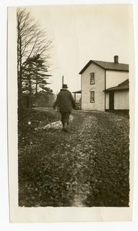 Road from Crellin, Crellin, MD, December 10, 1935