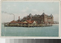 Hotel Chamberlin, Old Point Comfort, Virginia, 1915-1918