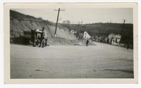 Sanitary sewer under construction in Lindnerville near Cumberland, MD, circa November 2, 1934