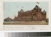 Hotel Chamberlin, Old Point Comfort, Virginia, 1902-1904