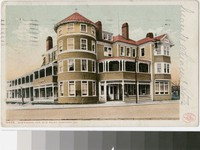 Sherwood Inn, Old Point Comfort, Virginia, 1905-1907