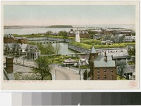 Fort Monroe, Old Point Comfort, Virginia, 1905