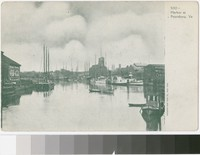 Harbor, Petersburg, Virginia, 1901-1907