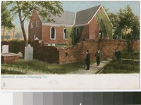 Blandford Church, Petersburg, Virginia, 1901-1907
