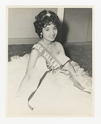 Miss Valentine [Photograph, Black and White] [Notebook 2], 1959