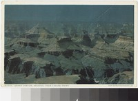View from Yavapai Point, Grand Canyon, Arizona, 1915-1922