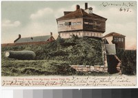 Fort McClary, Kittery Point, Maine, 1901-1907