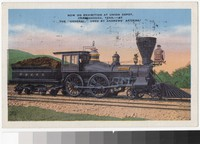 """""""The General"""" steam engine, Chattanooga, Tennessee, 1930-1935"""