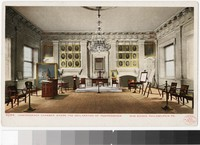 Independence Chamber, Independence Hall, Philadelphia, Pennsylvania, 1905