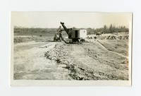 Construction of athletic field, Clifton Park, Baltimore, Maryland, November 5, year unknown