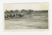 Excavation and grading of Clifton Park, Baltimore, Maryland, November 5, year unknown