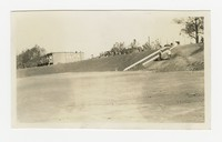Construction of athletic field, Easterwood Park, Baltimore, Maryland, November 5, 1935