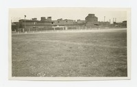 Construction of athletic field, Swann Park, Baltimore, Maryland, November 4, year unknown