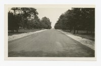 WPA Project No. 35, Macadam Road, Fort Smallwood, Baltimore, Maryland, July 27, 1936