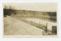 Elkton Reservoirs, Elkton, Cecil County, Maryland, March 23, 1936