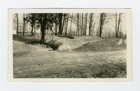 """WPA Project 36 Photo 31, """"Elkton Reservoirs"""", Elkton, Cecil County, Maryland, April 16, 1936"""