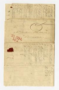 Mrs. Hubert Waldron (Bess) correspondence, undated