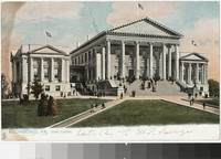 State Capitol, Richmond, Virginia, 1901-1907