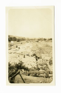 Outfall sewer, Cumberland, Allegany County, Maryland, May 20, 1936