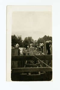 Outfall sewer, Cumberland, Allegany County, Maryland, July 2, 1936
