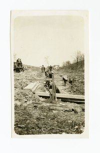 Section 12 inch T.C. sewer on Frederick Street, Cumberland, Alleghany County, Maryland, May 7, 1936