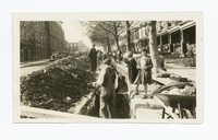Storm water drain 37th Street, Baltimore, Maryland, November 20, 1935