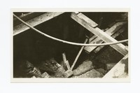 Stormwater drain, Clark's Lane, Baltimore, Maryland, June 4, 1936