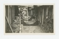 Stormwater drain, Park Heights Avenue, Baltimore, Maryland, June 4, 1936