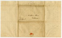Dennis Claude (b. 1782) -- to Abram M. Claude, 1834-1845 and undated