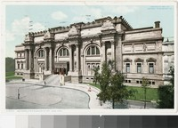 Metropolitan Museum of Art, New York, New York, 1907