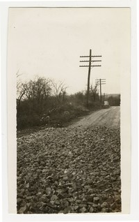 WPA project number 96, Swanton Road construction, Bloomington, Maryland, December 1935-May 1938
