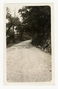 WPA project number 97, improvement of Hoyes-Friendsville Road near Elder, Maryland, August 1936 to March 1937