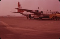 United States Air Force C-130 Hercules (Turboprop transport), undated
