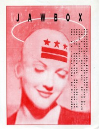 Jawbox concerts flier, Washington, D.C. and Baltimore, Maryland, December 1993-January 1994