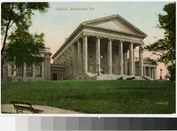 Capitol, Richmond, Virginia, 1907-1914