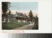 Kebo Valley Golf Club, Bar Harbor, Maine, 1901-1906