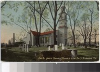 Old St. John's Church (Broad & 25th Streets), Richmond, Virginia, 1907-1914