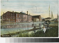 Old Libby Prison, Richmond, Virginia, 1907