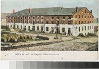 Libby Prison, Richmond, Virginia, 1907-1909