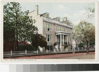 Van Lew Mansion, Richmond, Virginia, 1907-1914