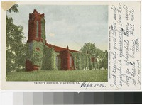 Trinity Church, Staunton, Virginia, 1901-1906