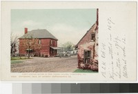 First custom-house in the United States, Yorktown, Virginia, 1903