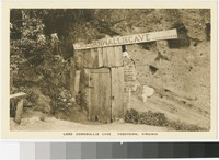 Lord Cornwallis Cave, Yorktown, Virginia, 1915-1930